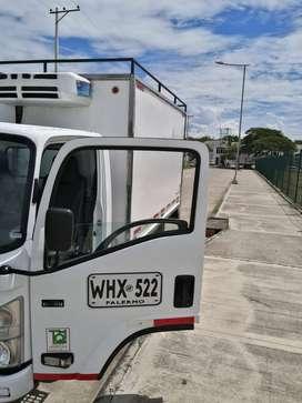 VENDO furgon diesel con termoquin