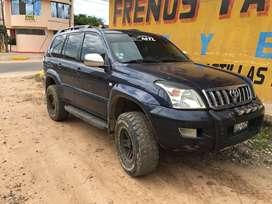 Toyota prado vx petrolera version limitada