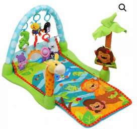 Nuevo gimnasio mi junglita zippy toys