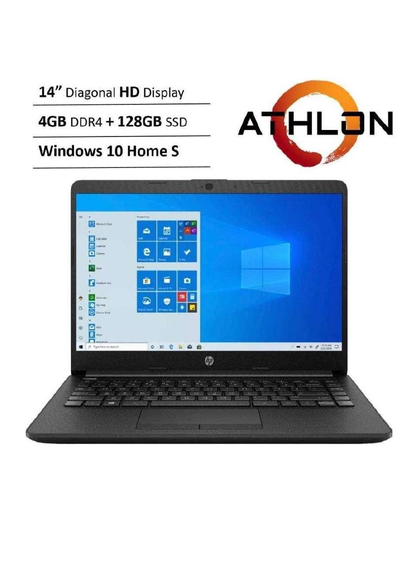 Laptop HP AMD Athlon Silver 3050U 0