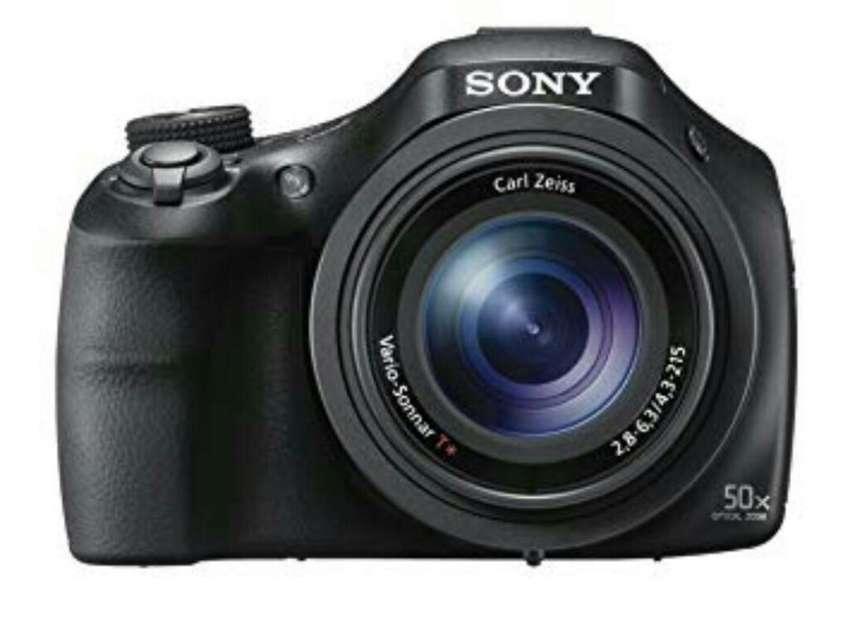 Camara de Fotos Sony Hx400v 0