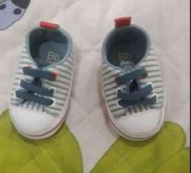 Zapatillas no caminante cheeky número 16