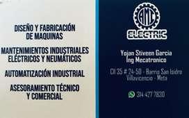 Electromecanico industrial