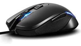 MOUSE GAMER HP RETROILUMINADO 2400DPi mouse gaming ENVÍO GRATIS