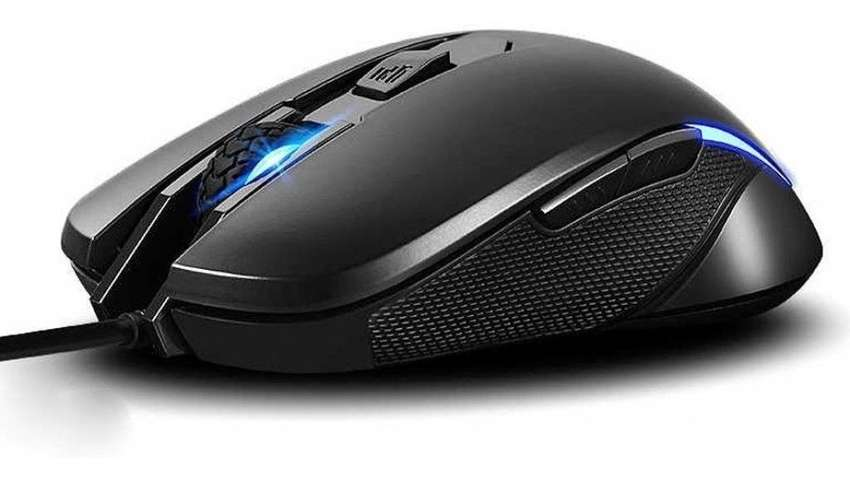 MOUSE GAMER HP 2400DPi 6 BOTONES LED mouse HP gaming M200 ENVÍO GRATIS 0