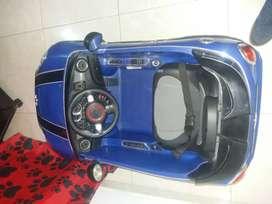Carro control remoto recargable
