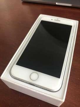 Iphone 7 de 128 Gb Plateado