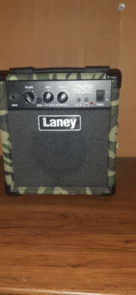 Amplificador Laney lx10 10w liquido ya