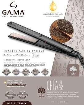 PLANCHA DE CABELLO GAMA ITALY ELEGANCE CHIA