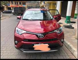 Toyota rav 4 unico dueño año 2019 flamante cero choques