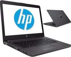 Laptop Hp 14 Intel Dual Core Celeron 500gb, 4gb, I3
