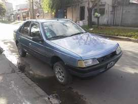 Peugeot 405 gnc