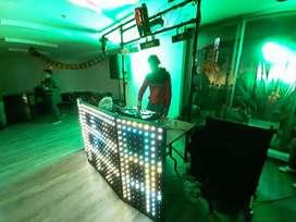 VENDO DJ PANEL PIXEL LED BOGOTA