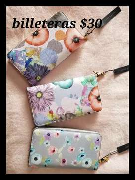 Bonitas billeteras marca Love & Lore