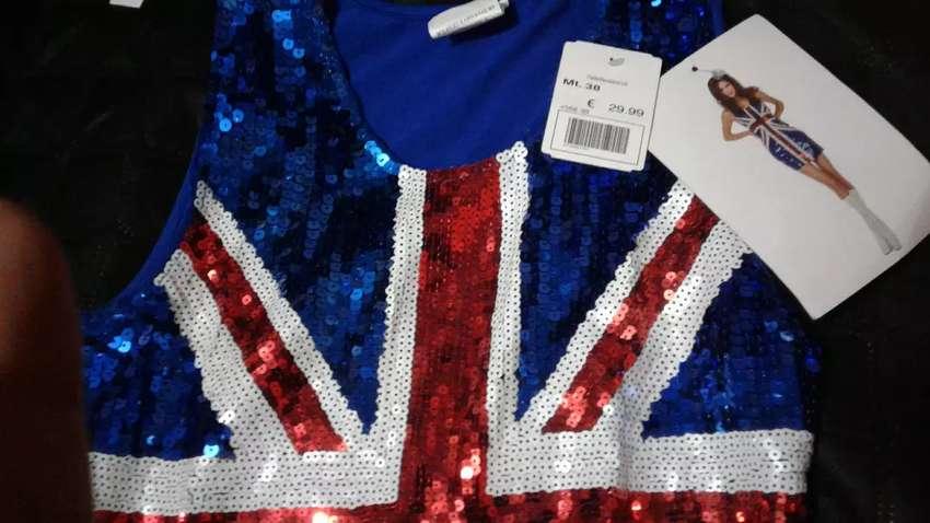 Vendo vestido nuevo U.S.A