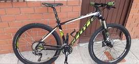 bicicleta scott 740