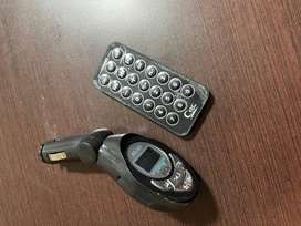 REPRODUCTOR MP3 PARA AUTOMÓVILES