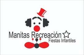Fiestas infantiles y recreación en Boyacá