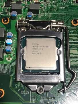 Combo Board, Procesador y Memoria Ram