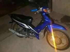 Vendo Yamaha Criptón 2012