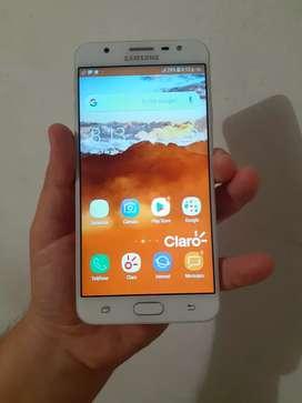 Samsung Galaxy j7 Prime en excelente estado