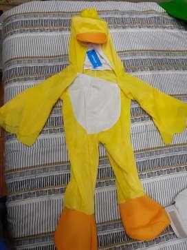 Disfras de Niño (1 Año O 2 Años) de Pato