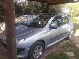 Peugeot 206 diésel 1.9 full