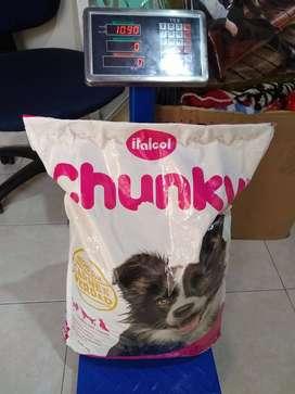 Alimento Chunky Cordero - Arroz y Salmón