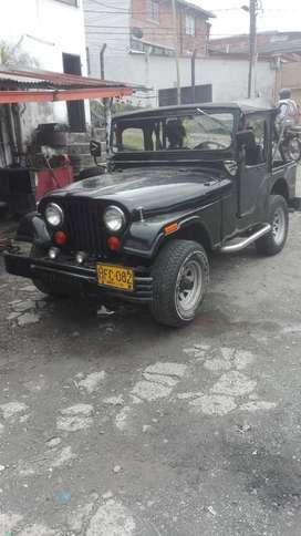 Jeep CJ5 Modelo 1075