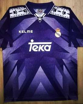 Camiseta Real Madrid Kelme