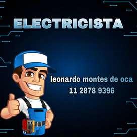 Electricista presupuesto sin cargo