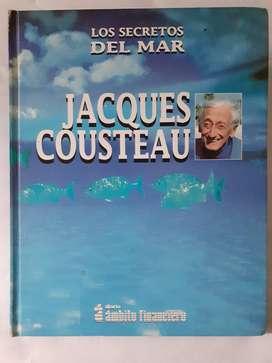 Los secretos del Mar Diario Abito Financiero Jackus Cousteau