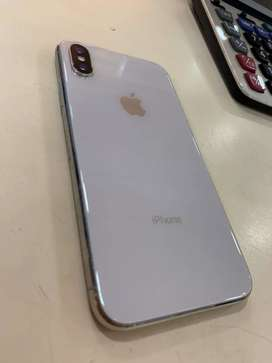 iPhone X Silver 64GB