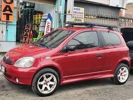 Vendo toyota Vitz hatchback deportivo en excelente estado de uso particular.