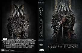 Game Of Thrones (2011-2019) Serie Completa Envío Incluido