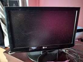 Tv 19 LG full HD
