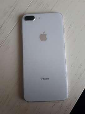 Iphone 8 plus 64gb vendo o permuto por iphone mayor mas diferencia