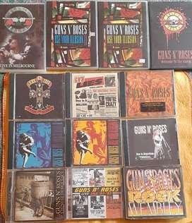 discos importados de la vieja época