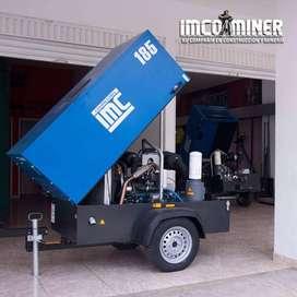 Compresores IMC