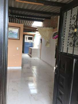 Se vende casa o se permuta vereda las  huacas  (Timbio Cauca  )