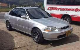 Vendo o Permuto Honda Civic 1996 Motor Sohc Vtec