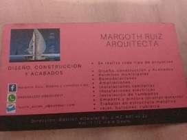 Arquitecta- Diseño-construccion