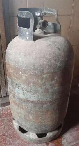 Vendo garrafa 15kg