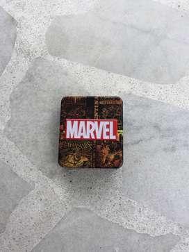 Autenticas Billeteras Marvel