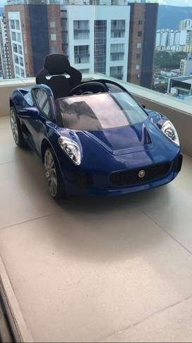 Carro Eléctrico Jaguar