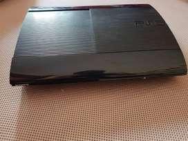 Vendo PS3 super Slim de 500gb con 2 juegos