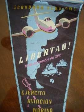 BANDERIN AÑO 1955 CORDOBA HEROICA