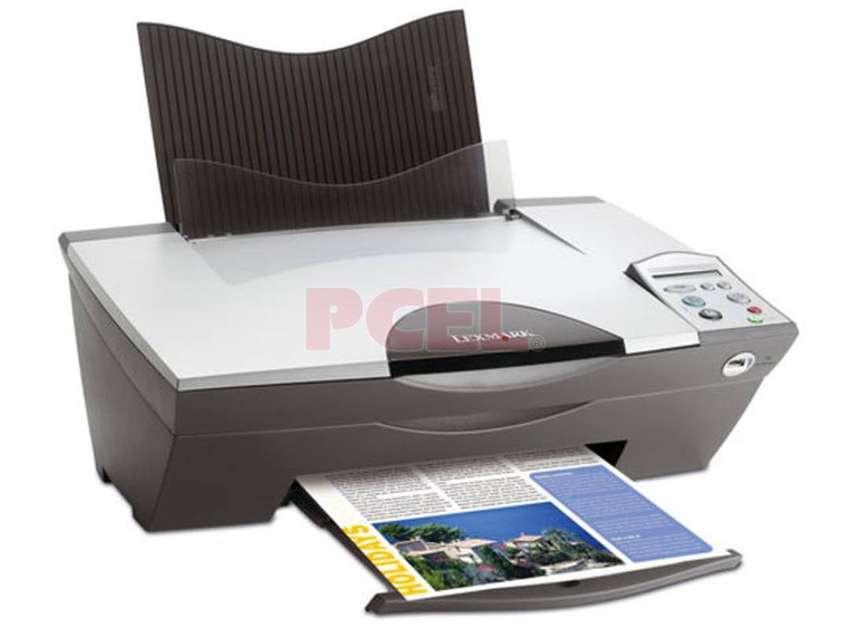 Impresora Lexmark x3350 3 en 1, impresora, copiadora y scanner 0