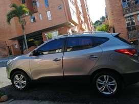 Vendo Hyundai Tucson Modelo 2013 cambio