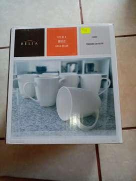 Set de 8 Mugs Belia